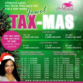 Image of Jewel Tax-Mas Bundle Deals