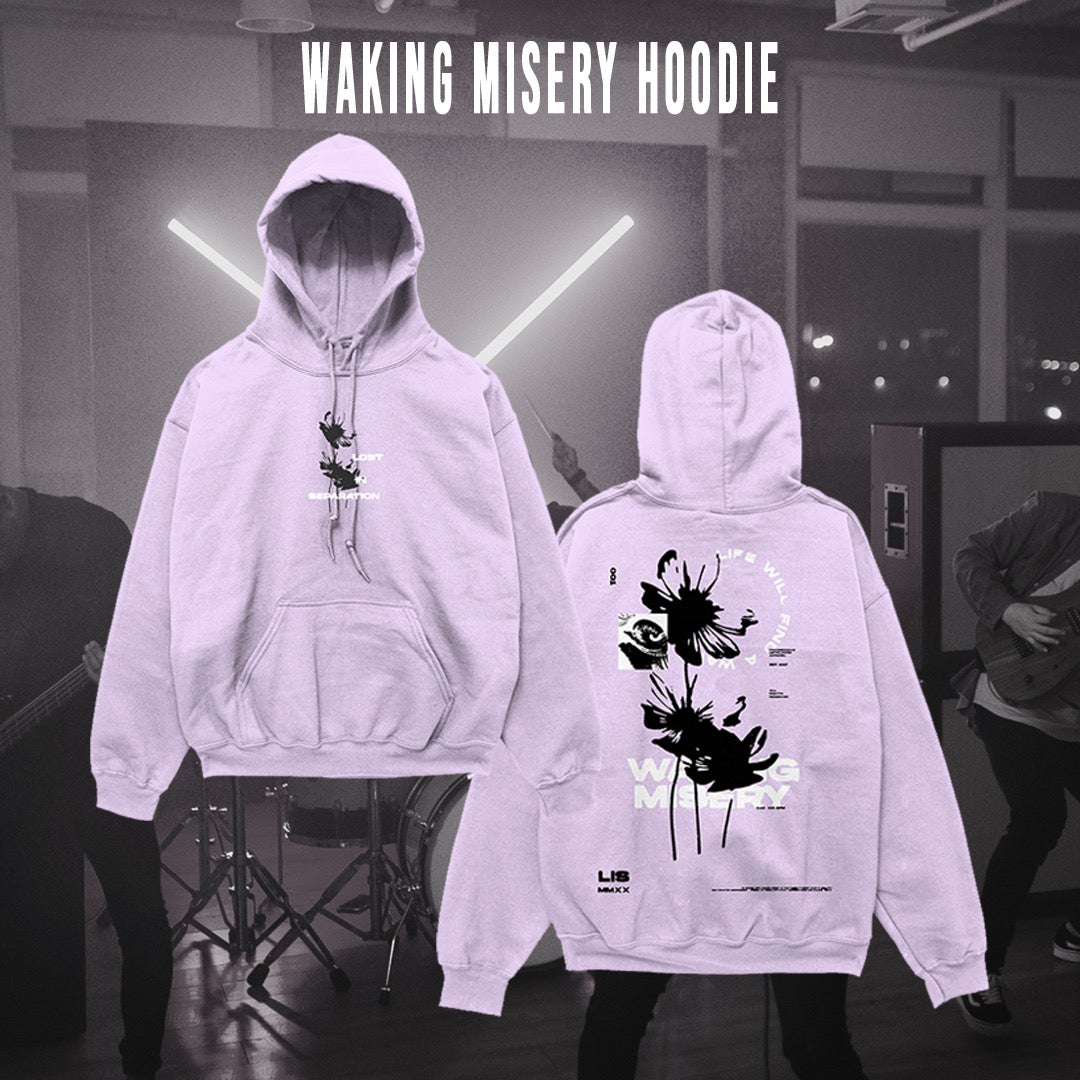 Image of Waking Misery Hoodie