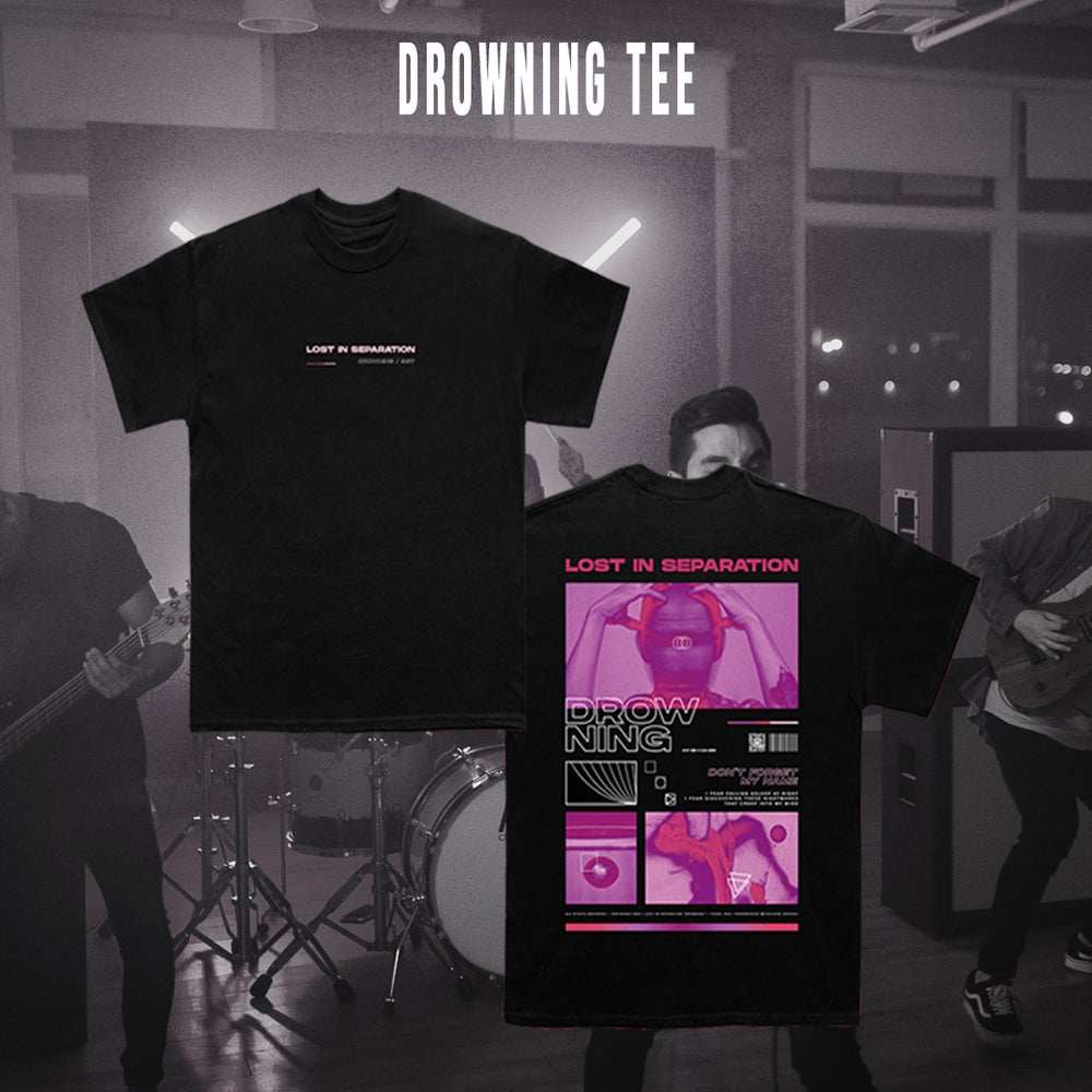 Image of Drowning T-Shirt