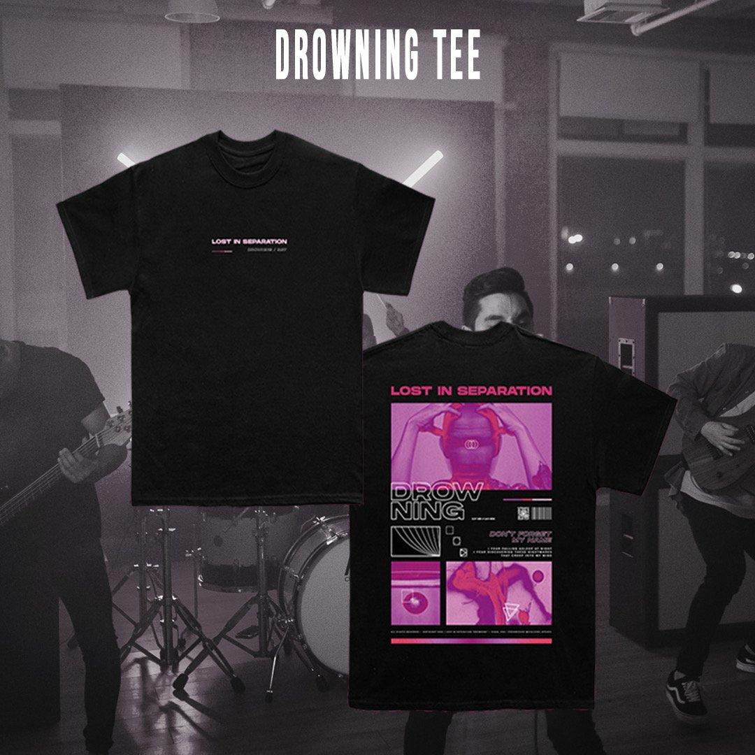 Image of Drowning T-Shirt
