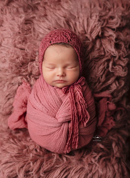 Image of THAT'S A WRAP - NEWBORN WRAPPED MINI