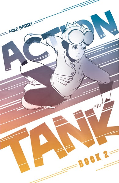 Image of Action Tank - Book 2