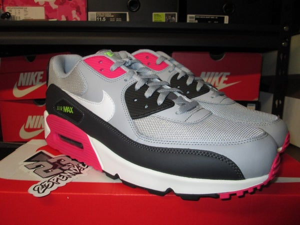 "Air Max 90 Essential ""Wolf Grey/Rush Pink"" - FAMPRICE.COM by 23PENNY"