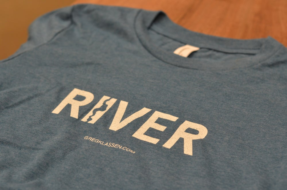 Image of RIVER® kids tees