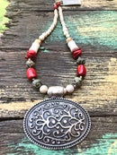 Image of Ayva Ottoman Necklace