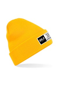 Image of SPLX Gold Beanie