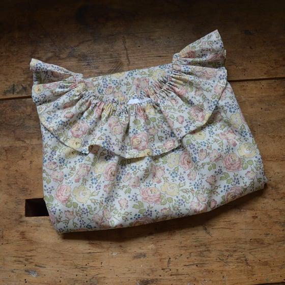 Image of blouse sans manches liberty felicité