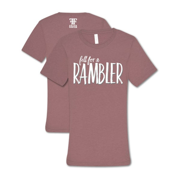 Image of Ladies Fell For A Rambler Shirt