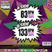 """Image of 7"""" Vinyl - DJ Ritchie Ruftone - Practice Yo! Cuts Vol.3 Remixed (TTW005)"""