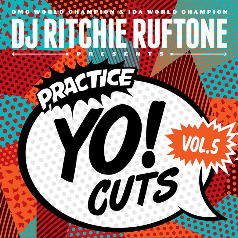 """Image of 12"""" Vinyl - DJ Ritchie Ruftone - Practice Yo! Cuts Vol.5 (TTW009)"""