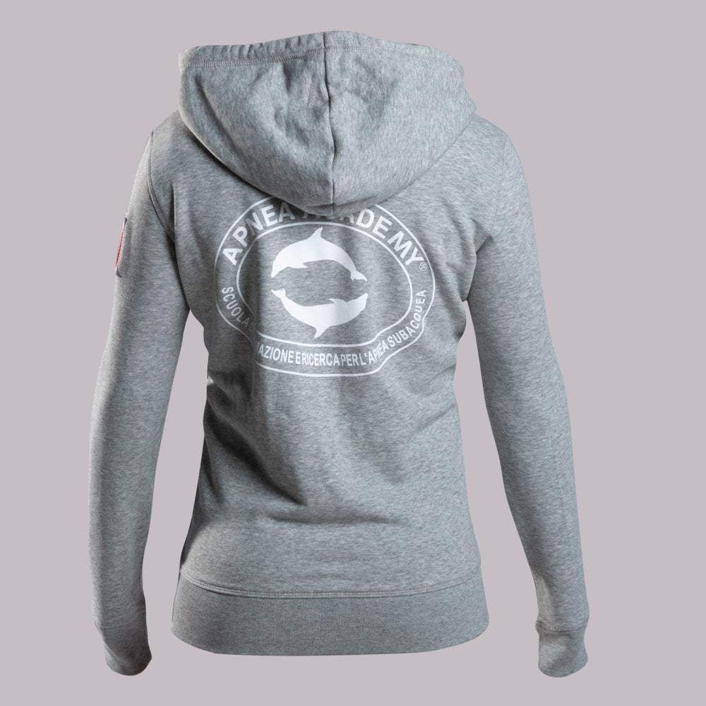 CONNECTOR WOMAN TERRY SWEATSHIRT