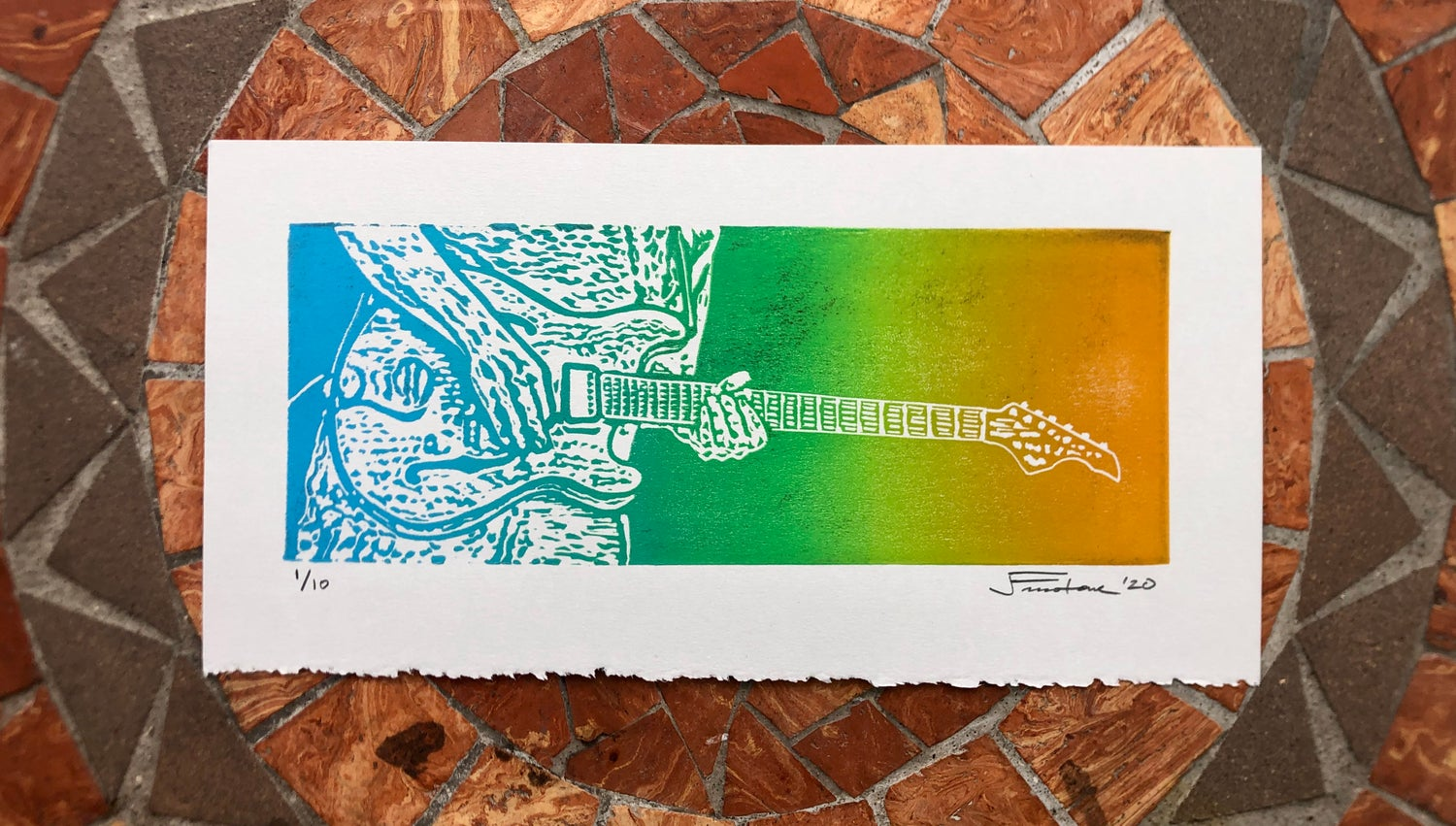 Image of 'Doc color fade prints