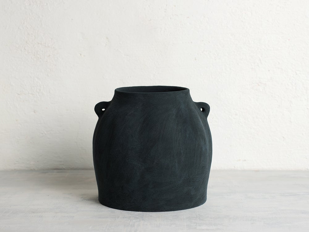 Image of Coal Blue Jar