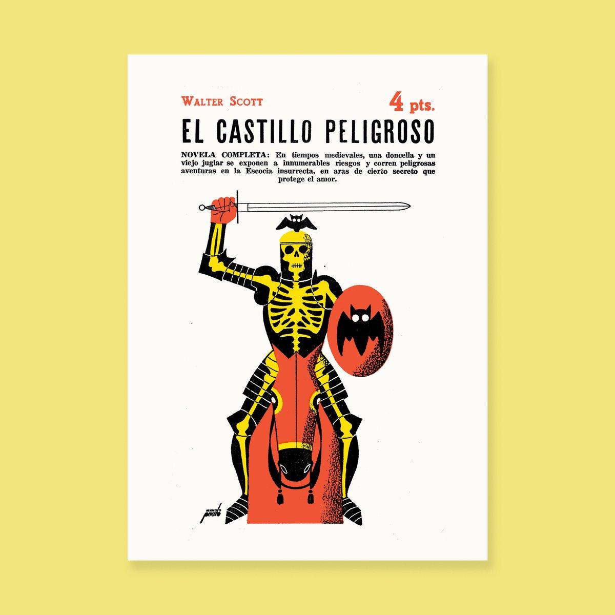 Image of El castillo peligroso