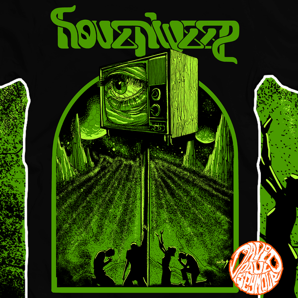 Image of HOVENWEEP Screen Worship T-Shirt