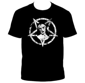 Image of Official Satanic Nun T-shirt