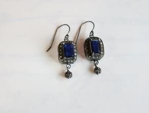 Image of Kyanite Earrings