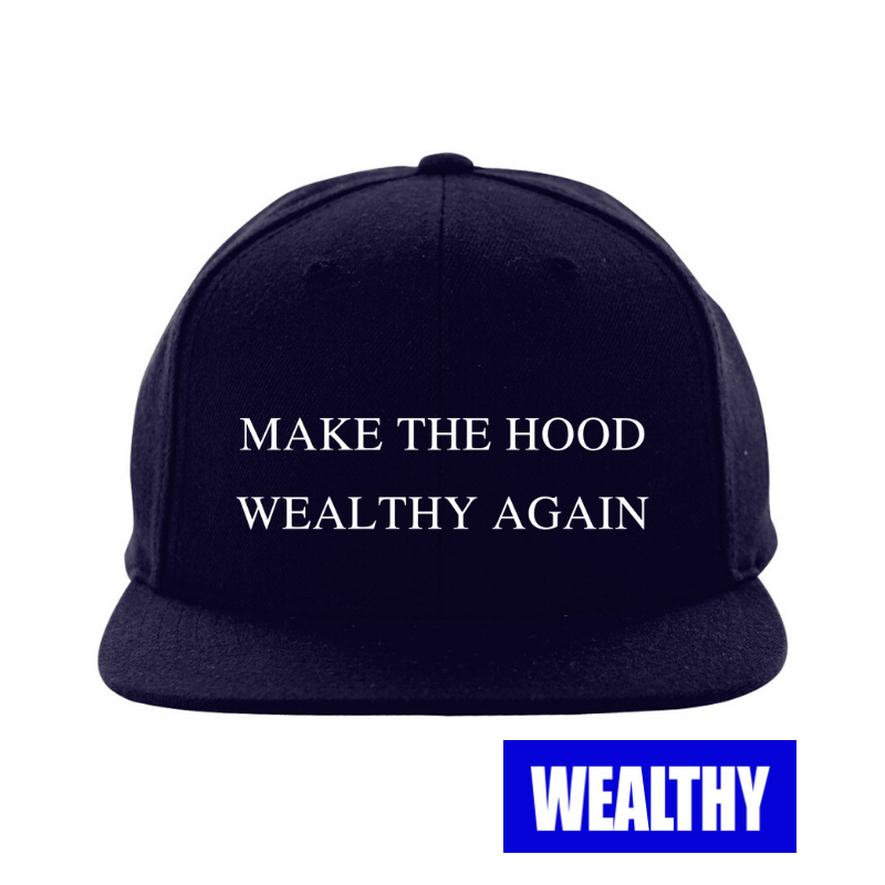 Image of Wealthy Snap (More Colors Available)