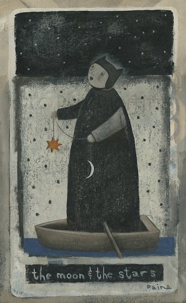 Image of Gothic - The Moon And The Stars