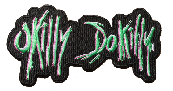 Image of Okilly Dokilly Logo Patch