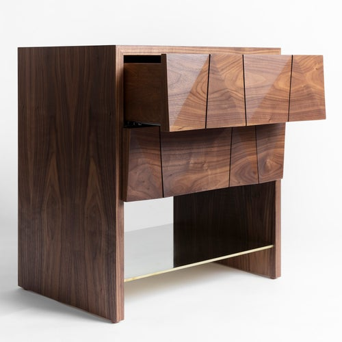 Image of FACET SIDE WITH SHELF