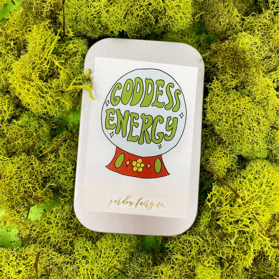 Image of Goddess Energy Match Boxes