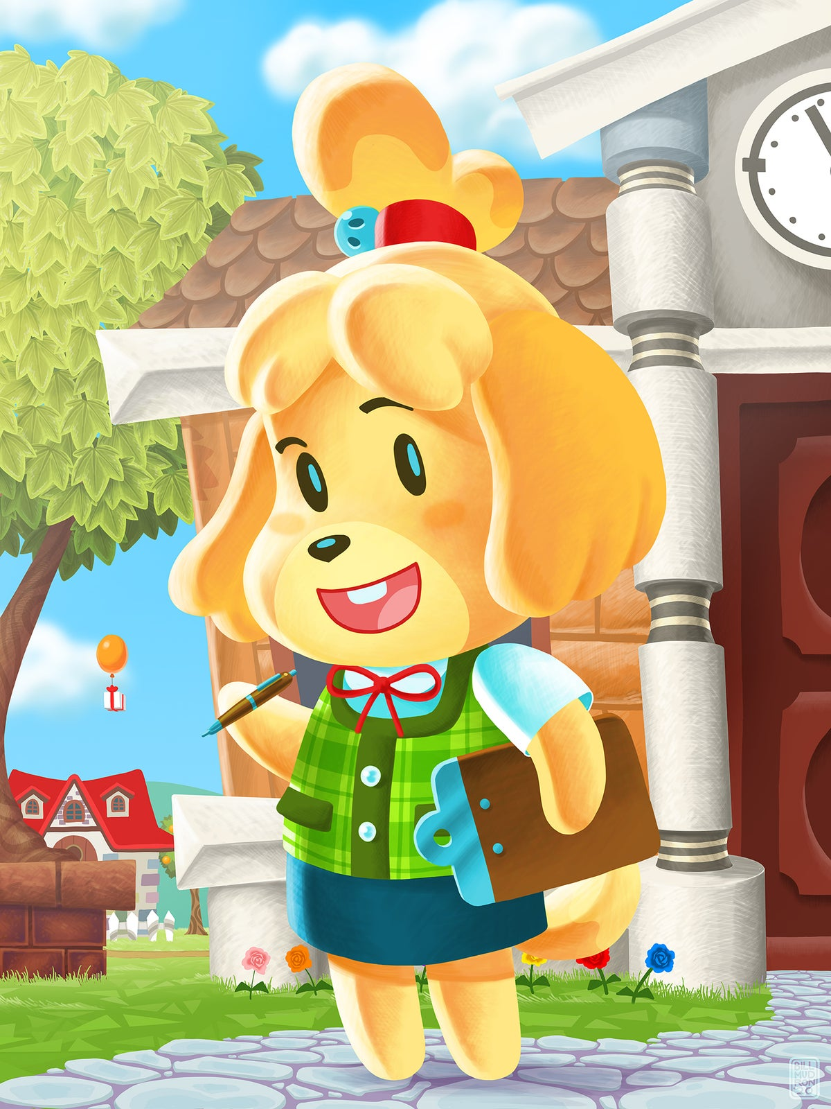 Image of Isabelle - Animal Crossing