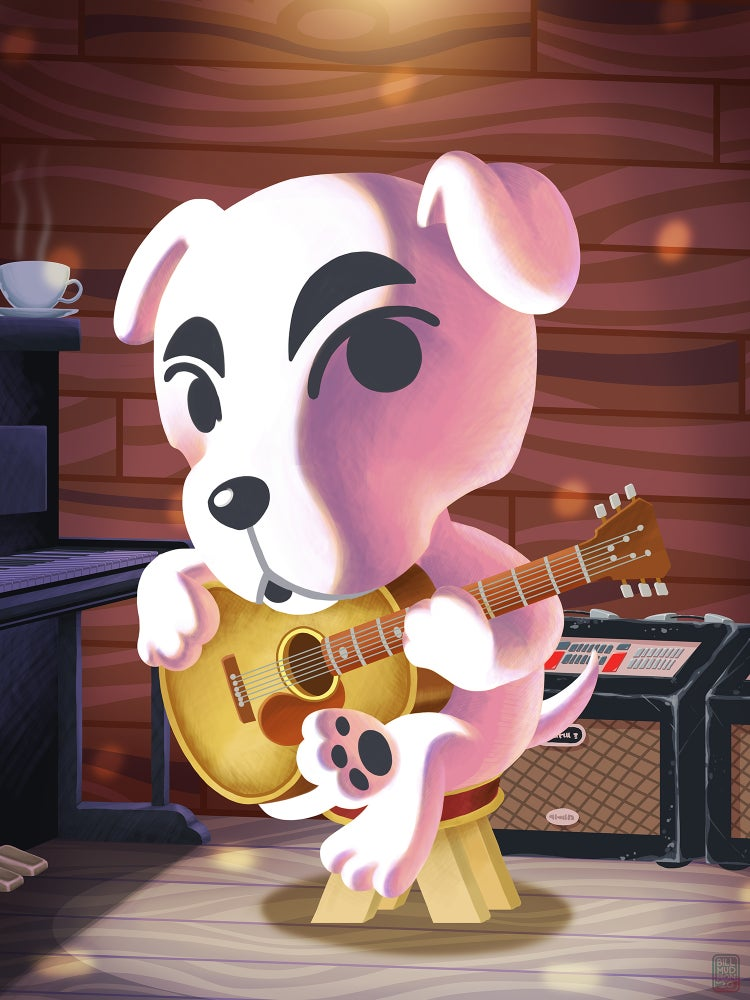 Image of K.K. Slider - Animal Crossing