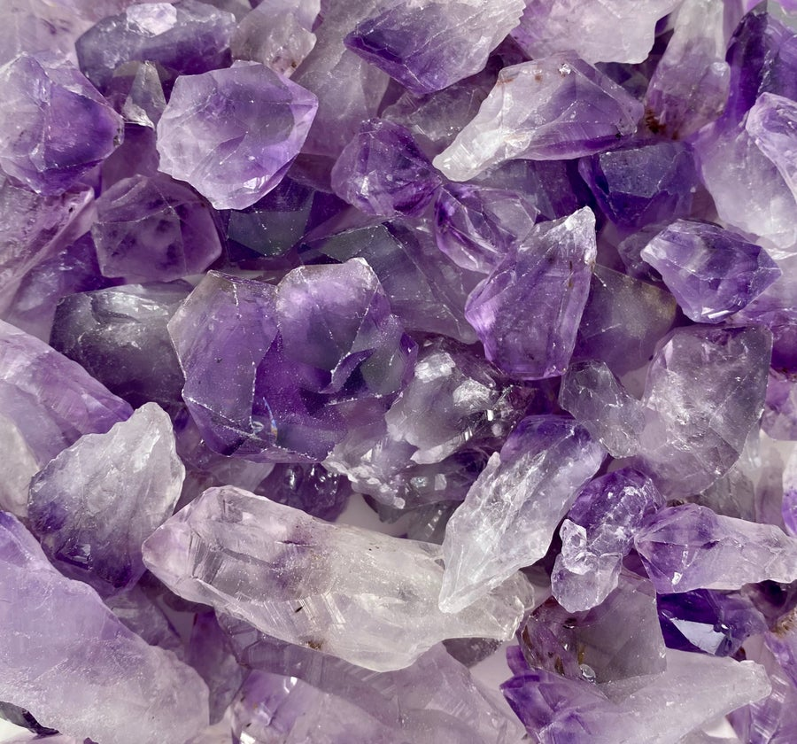 Image of Grade A Amethyst Points