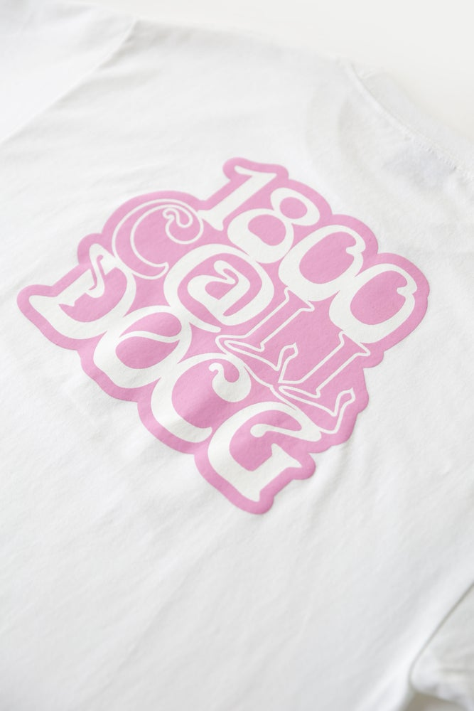 Image of CONVENIENCE STORE TEE (WHITE)