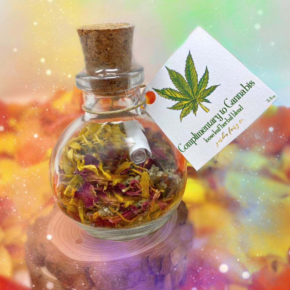 Image of Complimentary to Cannabis Blend
