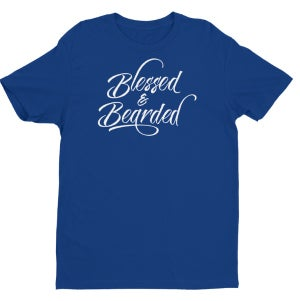 """Image of """"Blessed & Bearded"""""""