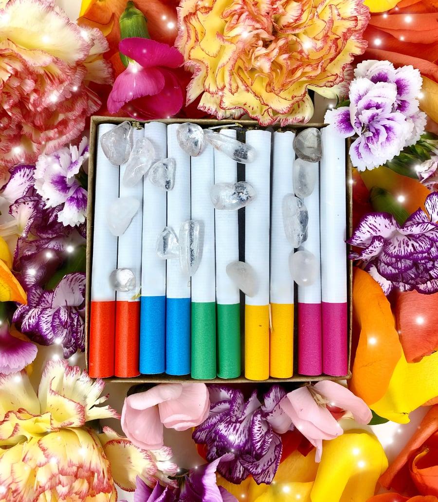 Image of Tie Dye Sensual Smokes