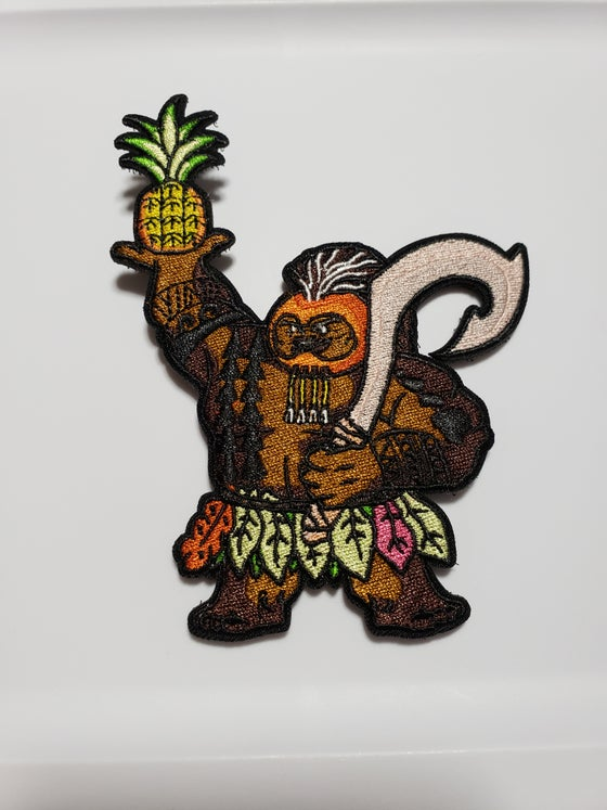 Image of Hawaiian Warrior