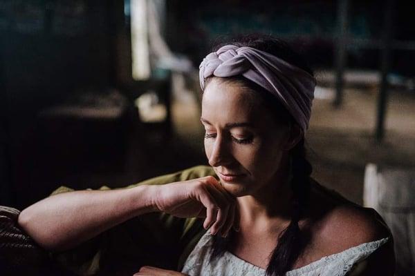 Image of Lesley headwrap