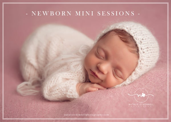 Image of NEWBORN MINI SESSION