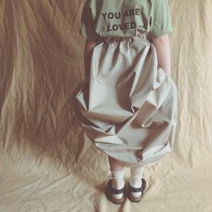 Loved T-shirt Moss