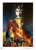 Image of 'The Queen Of Colours' - Limited edition signed print
