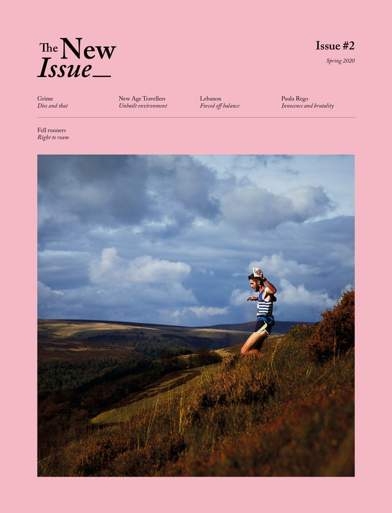 Image of The New Issue: 12 month magazine subscription
