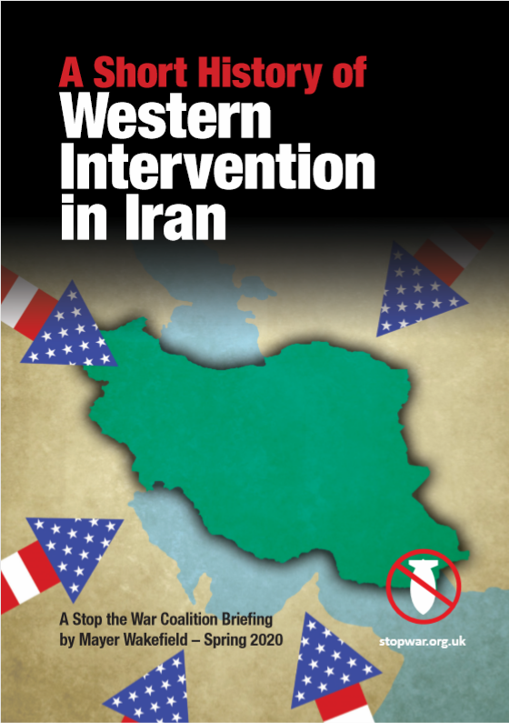 Image of A Short History of Western Intervention in Iran