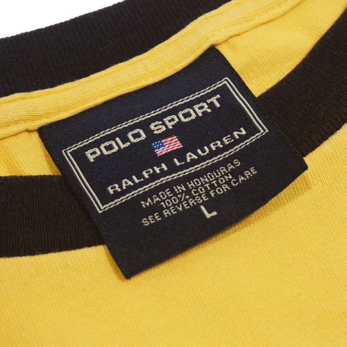 Image of Polo Sport 2000 Ralph Lauren Long Sleeve Size L