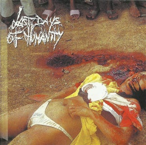 """Image of Last Days Of Humanity """"The Xtc Of Swallowing L.D.O.H Feaces"""" CD"""