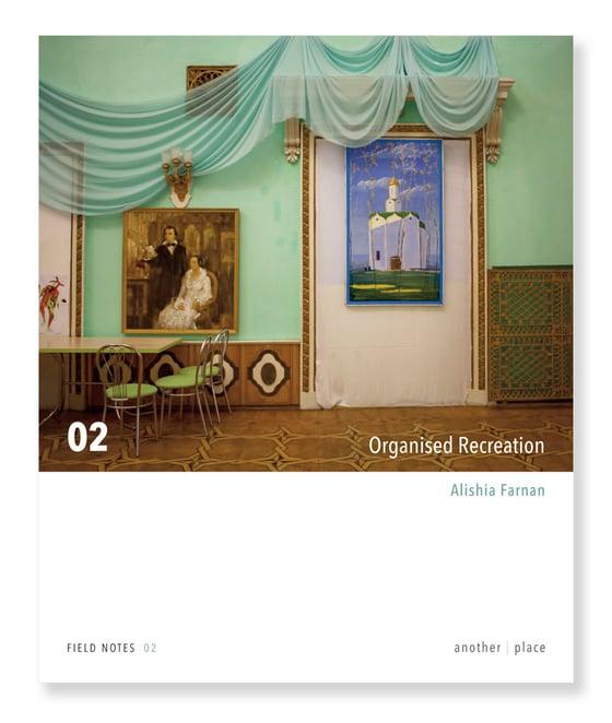 Image of Alishia Farnan - Organised Recreation