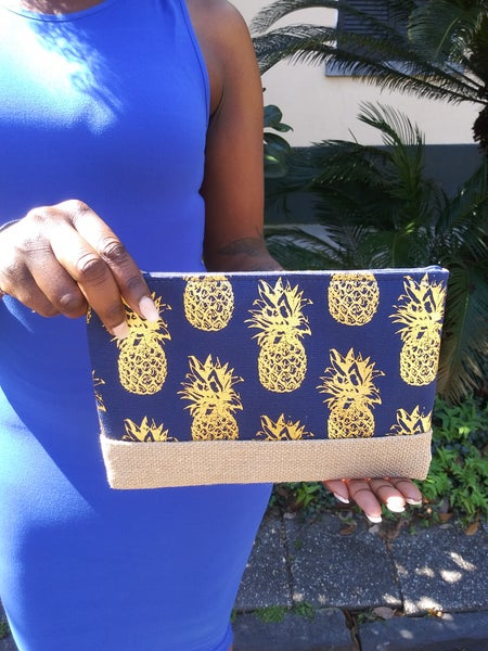 "Image of The ""Pineapple"" Clutch I"
