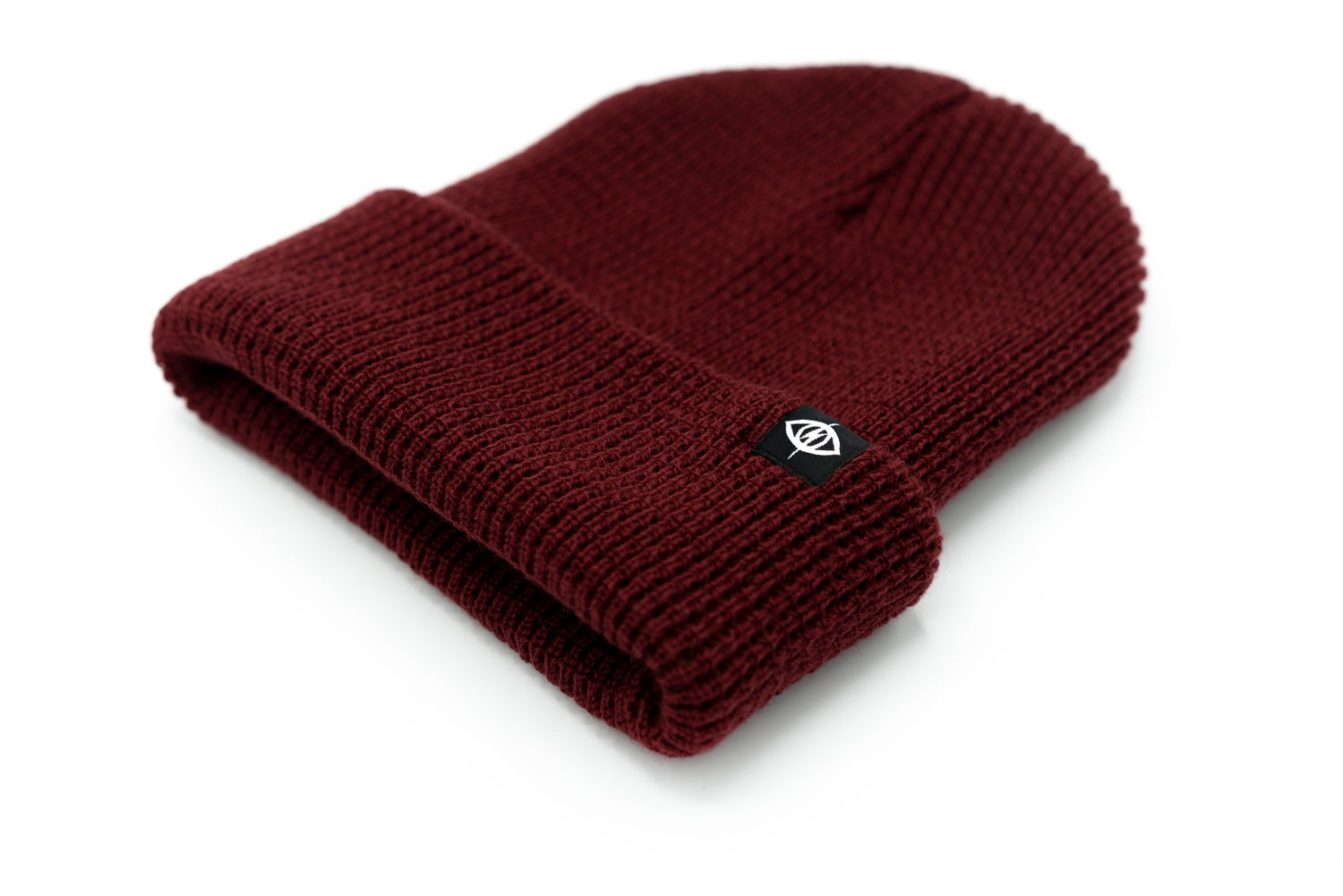 Image of WATCHCAP X2 [ burgundy ]