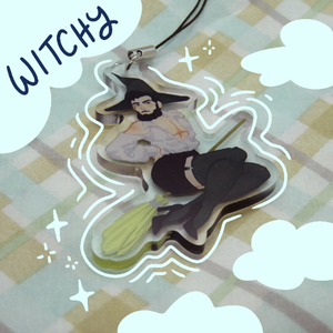 Witchy Charm!