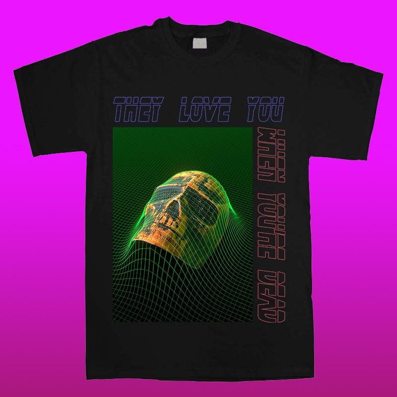 Image of THE END IS NIGH TEE