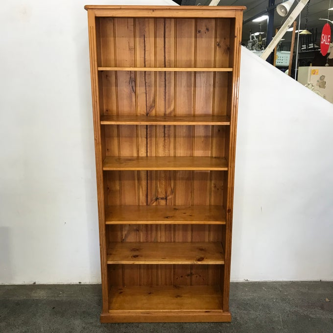 Image of TALL PINE BOOKSHELF