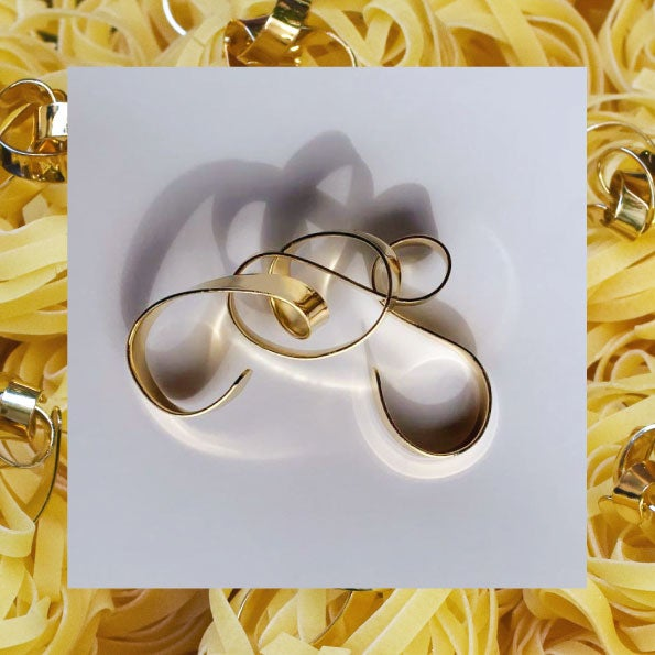 Image of Maxi bague Pasta