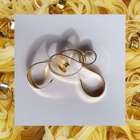 Image of Maxi bague Pasta